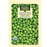 Seeds of Change Certified Organic Pea, Shell, Oregon Trail - 11.9 grams, 50 Seeds Pack