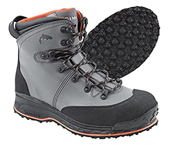 f34a26d6f6388 Simms New Fly Fishing Freestone Wading Boots -Size 6 - Streamtread sole.