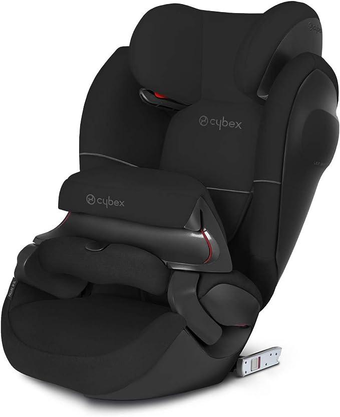 Cybex - Silla de coche grupo 1/2/3 Pallas M-Fix SL, silla de coche 2 en 1 para niños, para coches con y sin ISOFIX, 9-36 kg