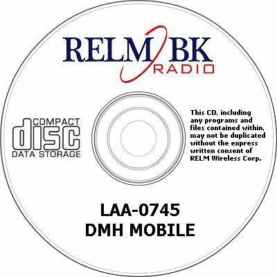 LAA-0745 Programming Software, Bendix King DMH5992X