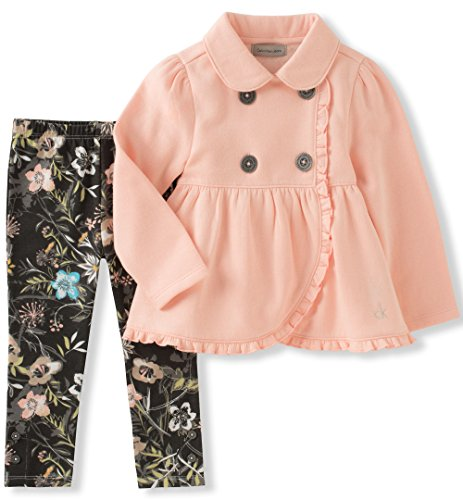 Calvin-Klein-Baby-Girls-Jacket-Set