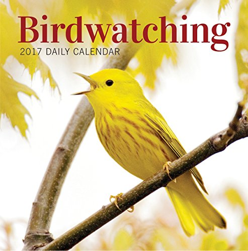Turner Photo 2017 Bird Watching Photo Daily Boxed Calendar (17998970000)