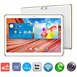 "4G LTE 9.6""Tablet Phone Black1280800 IPS Octa Core RAM 4GB ROM 64GB 8.0MP MTK6592 4G Dual sim card Phone Call Tablets PC Android 5.1 GPS"