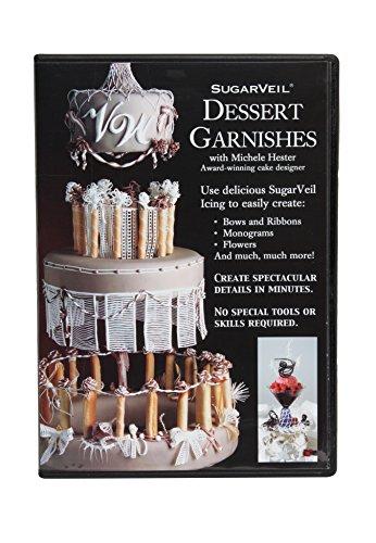 Cake Decorating Video - SugarVeil Dessert Garnishes DVD
