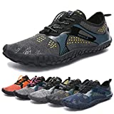Water Shoes for Men and Women Barefoot Quick-Dry Aqua Sock Outdoor Athletic Sport Shoes for...