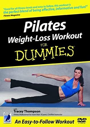 Amazon.com: Pilates Weight Loss Workout For Dummies [DVD ...