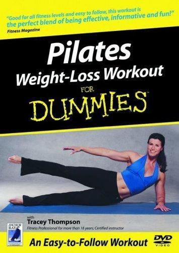 Pilates Weight Loss Workout For Dummies [DVD]