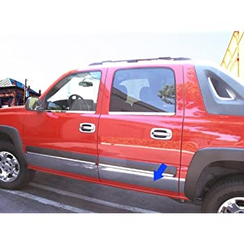 made in usa 2002 06 chevy avalanche w fender. Black Bedroom Furniture Sets. Home Design Ideas