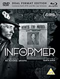 The Informer (DVD + Blu-ray)
