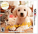 Best NINTENDO New Card Games - Nintendogs + Cats: Golden Retriever and New Friends Review