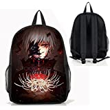 Dreamcosplay Anime Tokyo Ghoul Logo Backpack Student Bag Cosplay