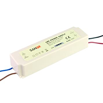 SMPS LED Power Supply 24v 5a 120w Waterproof Constant Voltage Switch ...