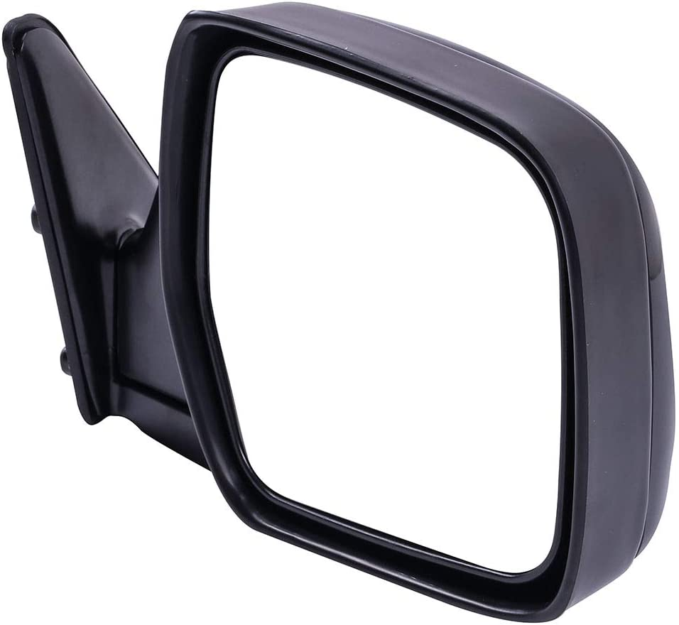 Ineedup Right Side Mirror Fit for 1990-1997 Toyota Land Cruiser 1996-1998 Lexus LX450 Power Control Manual Folding Side View Mirror