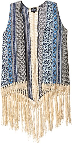Angie-Juniors-Crochet-Detail-Vest-with-Fringe