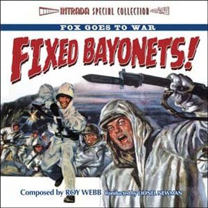 Price comparison product image What Price Glory / Fixed Bayonets! / The Desert Rats [Soundtrack]
