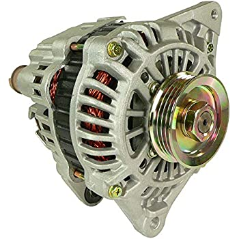 Alternator Fits 02 04 Mitsubishi Lancer Mirage 2-13787 TYC