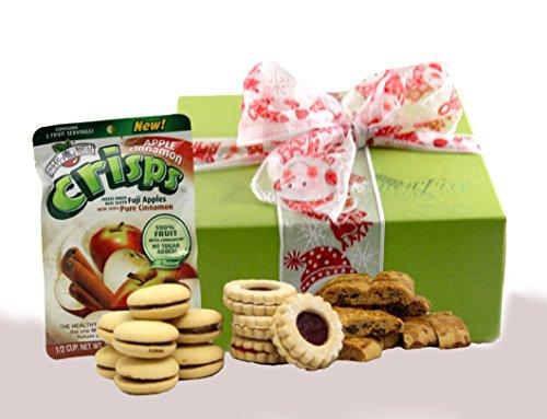 LARGE - Winter Wonderland! Gluten Free Gift Box, Xmas Gift Baskets, Family Holiday Gifts, Christmas Holiday Gifts