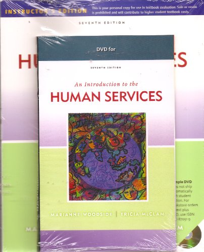 An Introduction to the Human Services (Includes DVD)