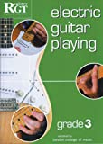 Electric Guitar Playing: Grade 3, Tony Skinner, 189846653X