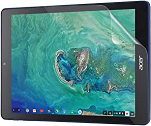Celicious Matte Anti-Glare Screen Protector Film Compatible with Acer Chromebook Tab 10 [Pack of 2]