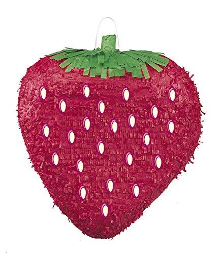 (Strawberry Pinata)