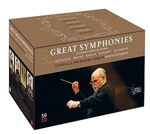 Great Symphonies Zurich Years
