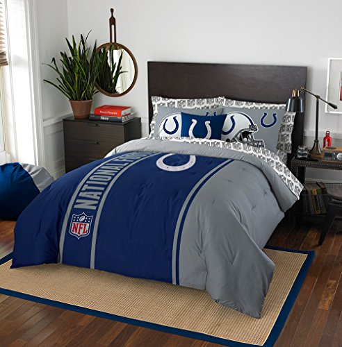 San Diego Chargers Bedding Sets: Indianapolis Colts Blanket, Colts Fleece Blanket, Colts