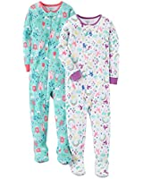 Carter's Baby Girls' Toddler 2-Pack...