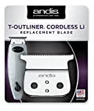 ANDIS Barber Andis Cordless T-Outliner Replacement Blade CL-04535