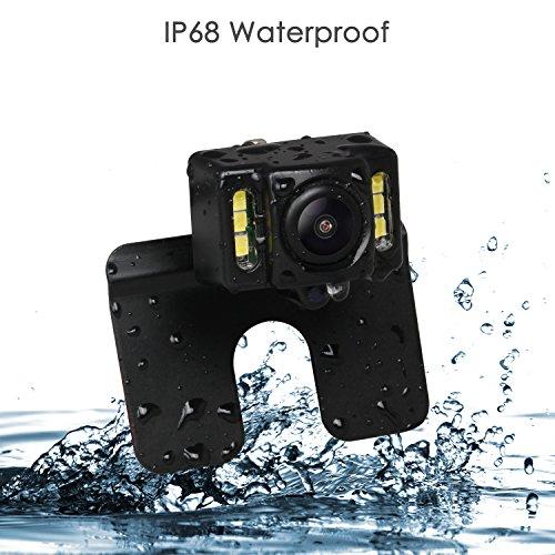 low-cost AUTO-VOX Caméra de Recul 6LEDs Etanche avec 4.3pouces TFT Ecran 0da791dc1c6b