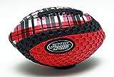 Fun Gripper Grip Zone 8.5 Plaid Football (Red) By: Saturnian I