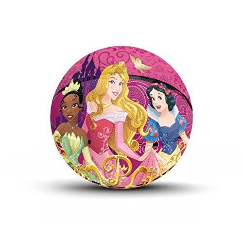 Hedstrom 53-63674AZ Disney Princess Junior Rubber Basketball by Hedstrom