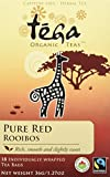Best Rooibos Teas - Tega Organic Tea Pure Red Rooibos 18 Count Review