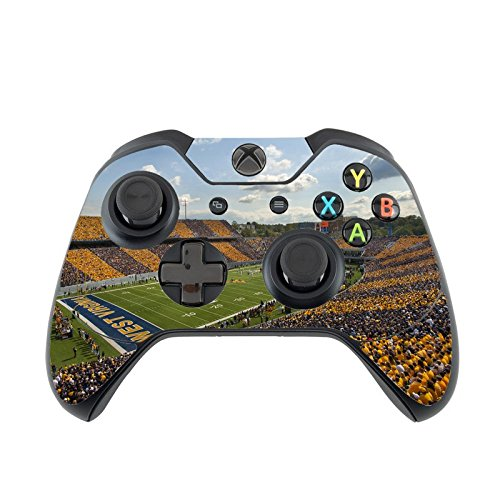 College Football Stadiums Xbox One Controller Vinyl Decal Sticker Skin by Compass Litho