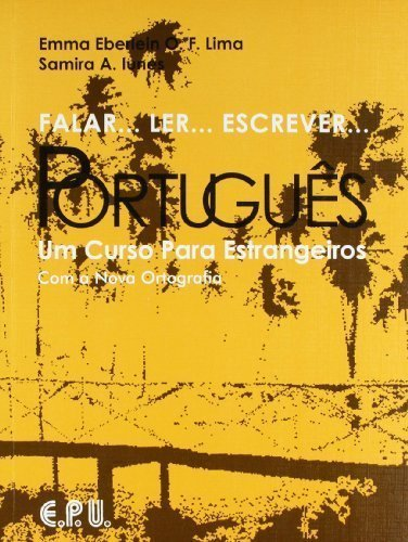 Toys R Us Lima (Falar Ler Escrever Portugues Text (Portuguese Edition) 2nd (second) Edition by Emma Eberlein O. F. Lima, Samira A. Iunes published by Luso Brazilian Books)