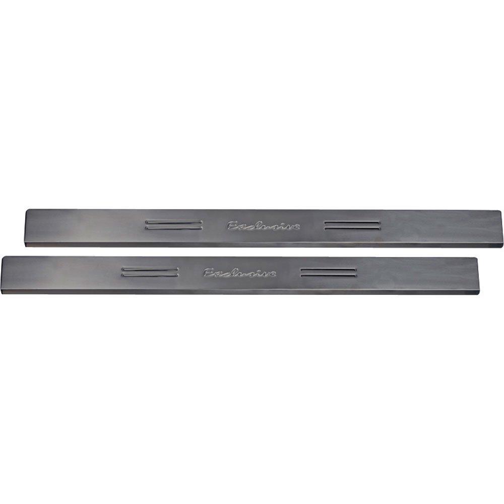 AutoStyle DSSCLIO52 Inox Door Sill Protectors