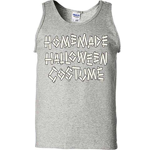 Homemade Halloween Costume Tank Top - Ash (Ash Costume Homemade)