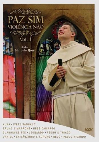 dvd padre marcelo rossi paz sim violencia nao gratis