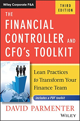 Amazon the financial controller and cfos toolkit lean the financial controller and cfos toolkit lean practices to transform your finance team wiley fandeluxe Images