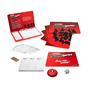 Scrabble Scattergories Game