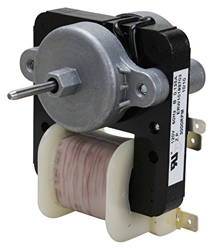 Sears Kenmore W10189703 Exact Replacement Parts Replacement Evaporator Motor For Whirlpool