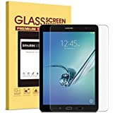 SPARIN Tempered Glass Screen Protector for Samsung Galaxy Tab S2 9.7 inch (Clear)
