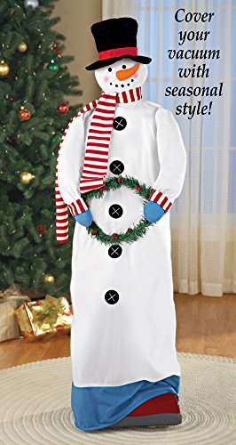 Learn More About Holiday Snowman Vacuum Cover