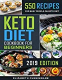 Keto Diet Cookbook For Beginners: 550 Recipes For Busy People on Keto Diet (Keto Diet for Beginners): more info