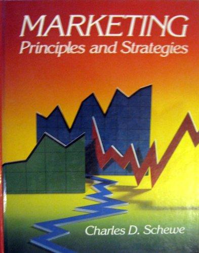 Marketing Principles and Strategies