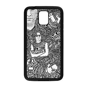 SamSung Galaxy S5 I9600 2D DIY Phone Back Case with John Lennon Image