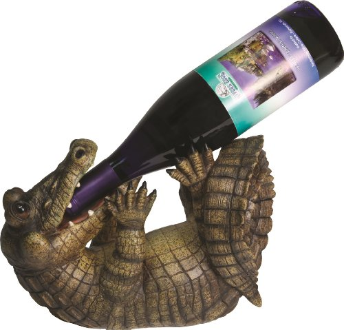 Rivers Edge Alligator Bottle Holder 934 - Edge Resin