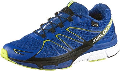 Salomon X Scream Flare GTX Chaussures de Randonnée Chaussures multifonction étanche, Taille: 48