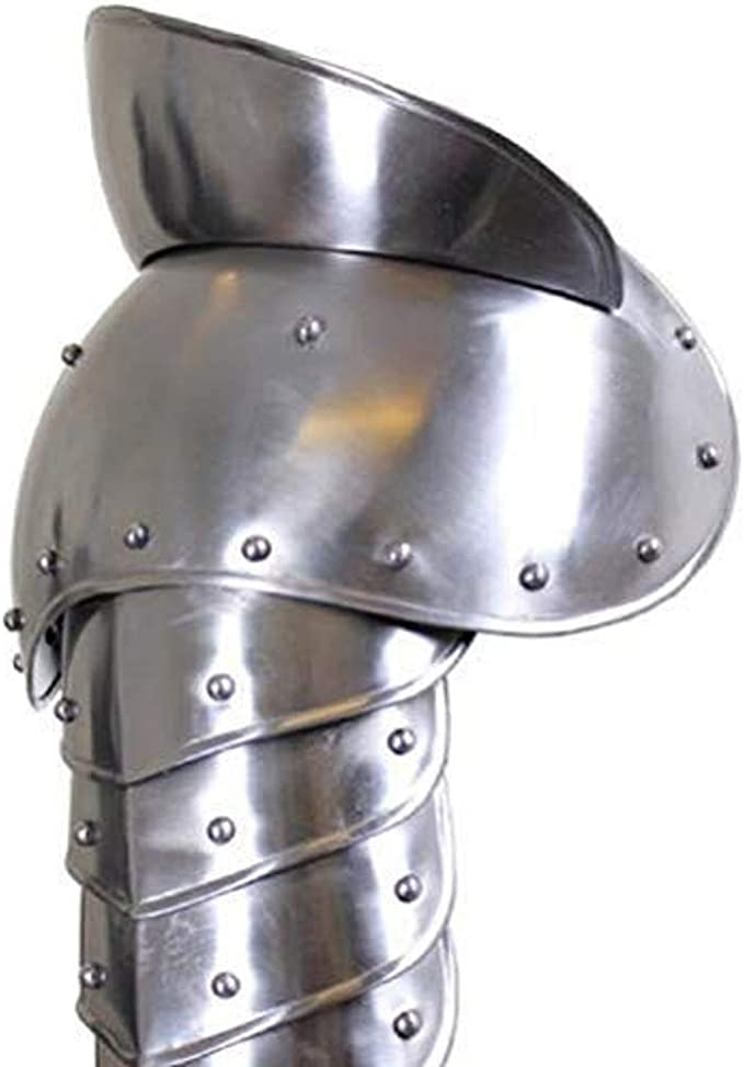 Collectibles Medieval Knight Armour Shoulders//Pauldrons Replica Halloween BS165