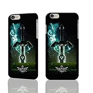 """The Legend of Zelda 3D Rough iphone 6 -4.7 inches Case Skin, fashion design image custom iPhone 6 - 4.7 inches , durable iphone 6 hard 3D case cover for iphone 6 (4.7""""), Case New Design By Codystore"""
